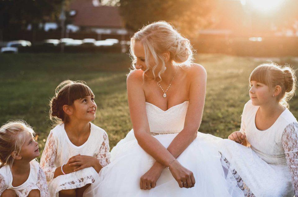 Hochzeit in Wiblingen und Elchingen oder besser gesagt, wenn aus Kunden Freunde werden.